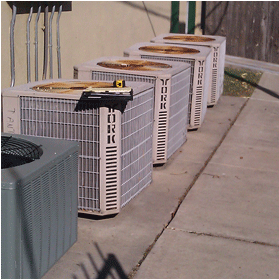 Houston Training Center of Air Conditioning and Heating HVAC AC Unit