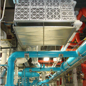 Houston Training Center of Air Conditioning and Heating Duct 3 HVAC