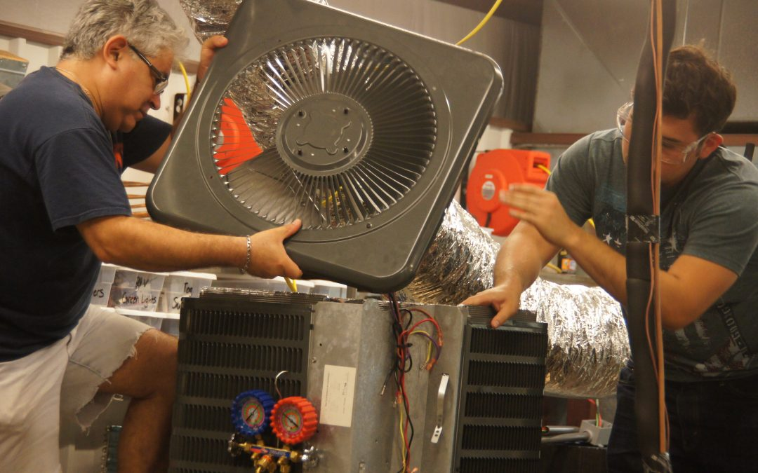 Managing Your Schedule in the Peak Season of HVAC Repair