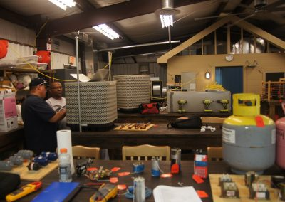 HVAC Classes at The Training Center of Air Conditioning & Heating