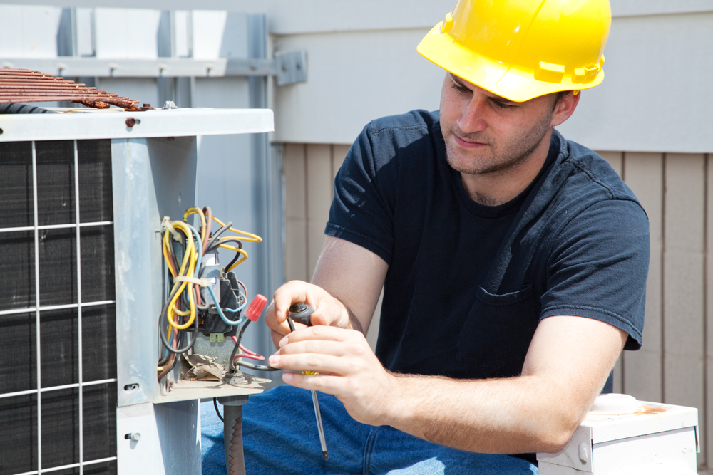 What Does an HVAC Tech Do?