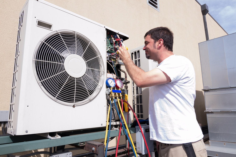 5 Differences Between Commercial and Residential HVAC Work