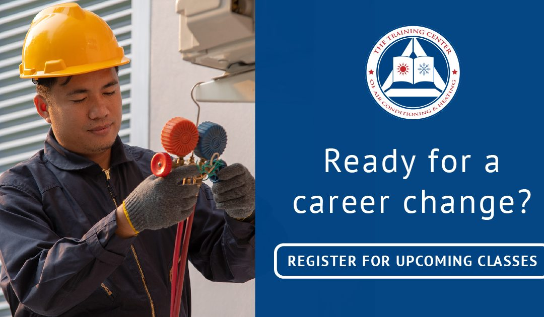 An HVAC Career Change is the Fresh Start You Need
